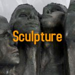 Canevas Sculpture